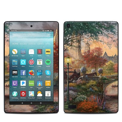 Amazon Kindle Fire 7in 7th Gen Skin - Autumn in New York