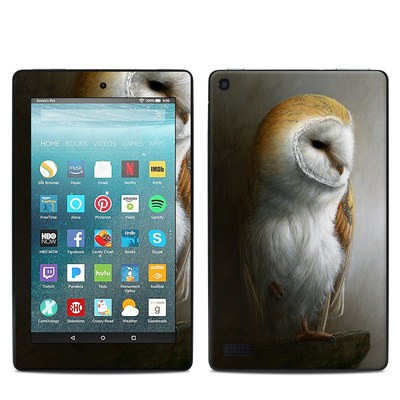 Amazon Kindle Fire 7in 7th Gen Skin - Barn Owl