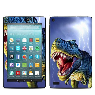Amazon Kindle Fire 7in 7th Gen Skin - Big Rex