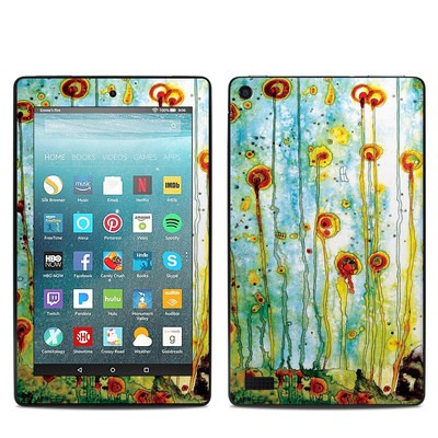 Amazon Kindle Fire 7in 7th Gen Skin - Beneath The Surface
