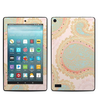Amazon Kindle Fire 7in 7th Gen Skin - Casablanca Dream