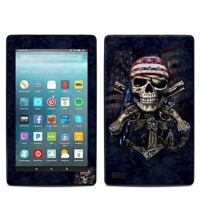 Amazon Kindle Fire 7in 7th Gen Skin - Dead Anchor