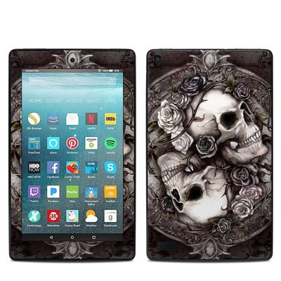 Amazon Kindle Fire 7in 7th Gen Skin - Dioscuri
