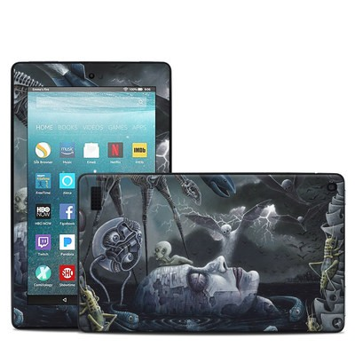 Amazon Kindle Fire 7in 7th Gen Skin - Dreams