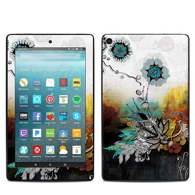 Amazon Kindle Fire 7in 7th Gen Skin - Frozen Dreams