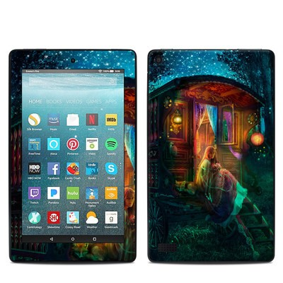 Amazon Kindle Fire 7in 7th Gen Skin - Gypsy Firefly