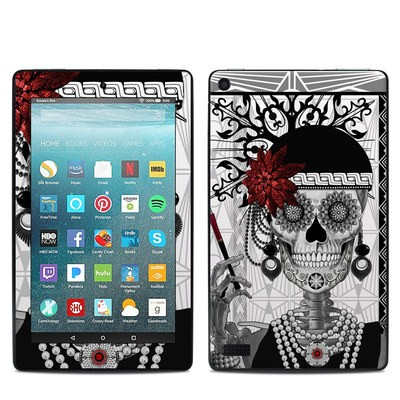 Amazon Kindle Fire 7in 7th Gen Skin - Mrs Gloria Vanderbone