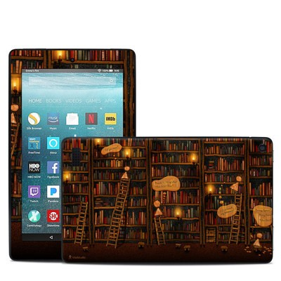 Amazon Kindle Fire 7in 7th Gen Skin - Google Data Center