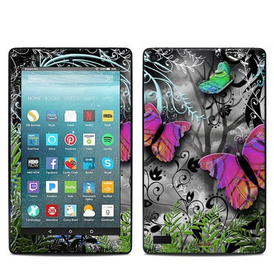 Amazon Kindle Fire 7in 7th Gen Skin - Goth Forest