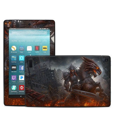 Amazon Kindle Fire 7in 7th Gen Skin - Horseman