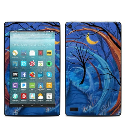 Amazon Kindle Fire 7in 7th Gen Skin - Ichabods Forest
