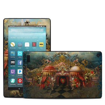Amazon Kindle Fire 7in 7th Gen Skin - Imaginarium