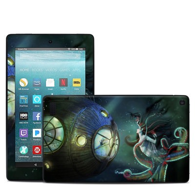 Amazon Kindle Fire 7in 7th Gen Skin - 20000 Leagues