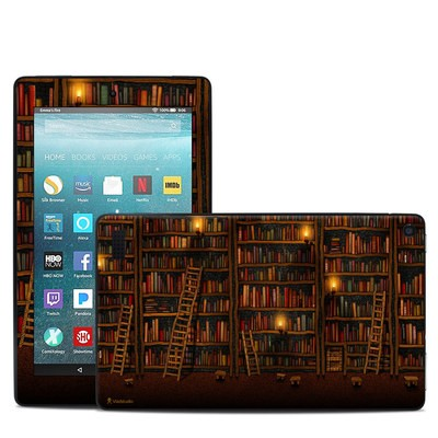Amazon Kindle Fire 7in 7th Gen Skin - Library