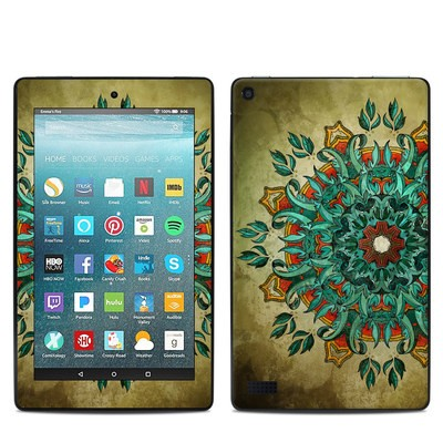 Amazon Kindle Fire 7in 7th Gen Skin - Mandela