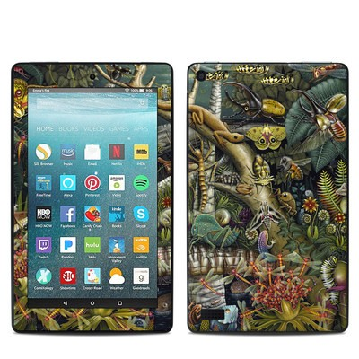 Amazon Kindle Fire 7in 7th Gen Skin - Mantis Mundi