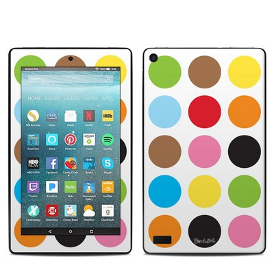 Amazon Kindle Fire 7in 7th Gen Skin - Multidot