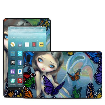 Amazon Kindle Fire 7in 7th Gen Skin - Mermaid