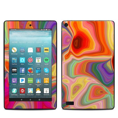 Amazon Kindle Fire 7in 7th Gen Skin - Mind Trip