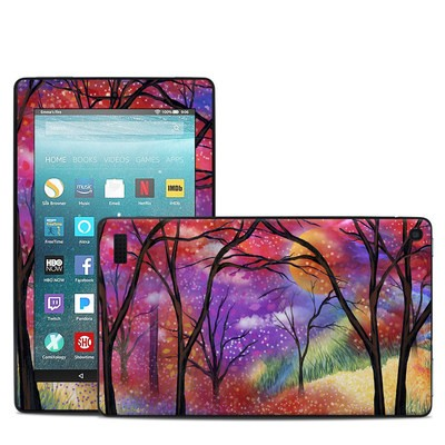 Amazon Kindle Fire 7in 7th Gen Skin - Moon Meadow
