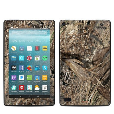 Amazon Kindle Fire 7in 7th Gen Skin - Duck Blind