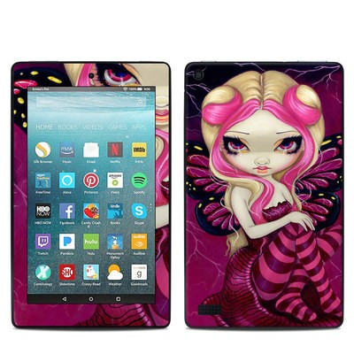 Amazon Kindle Fire 7in 7th Gen Skin - Pink Lightning