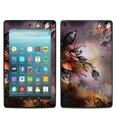 Amazon Kindle Fire 7in 7th Gen Skin - Purple Rain