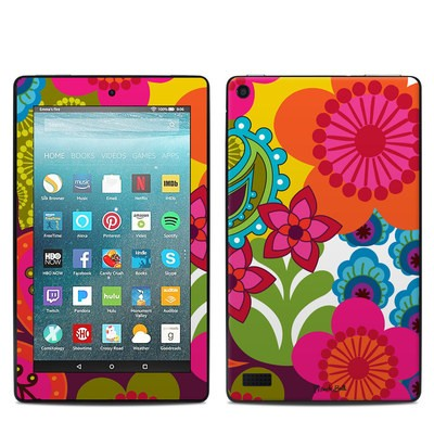 Amazon Kindle Fire 7in 7th Gen Skin - Raj