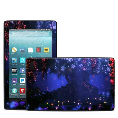 Amazon Kindle Fire 7in 7th Gen Skin - Satori Night