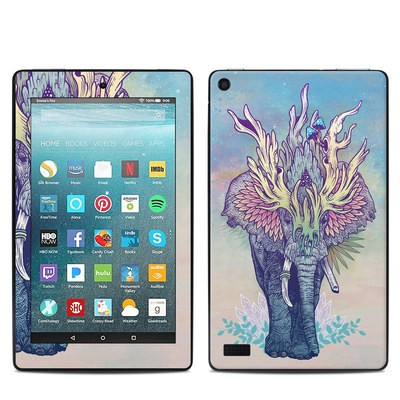 Amazon Kindle Fire 7in 7th Gen Skin - Spirit Elephant