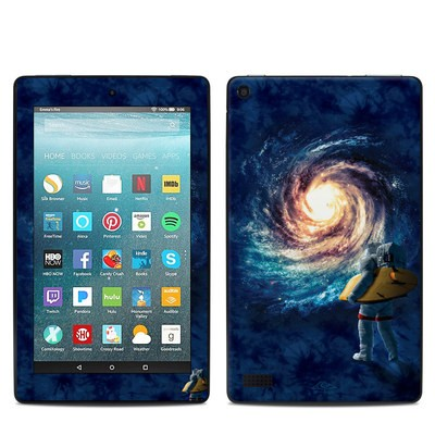 Amazon Kindle Fire 7in 7th Gen Skin - Stellar Surfer