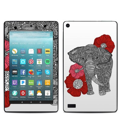 Amazon Kindle Fire 7in 7th Gen Skin - The Elephant