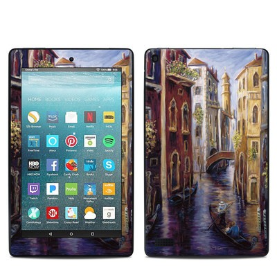 Amazon Kindle Fire 7in 7th Gen Skin - Venezia