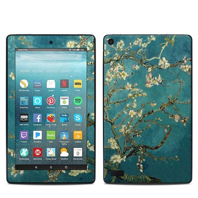 Amazon Kindle Fire 7in 7th Gen Skin - Blossoming Almond Tree
