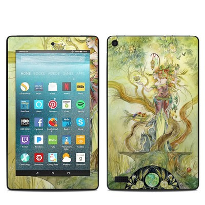 Amazon Kindle Fire 7in 7th Gen Skin - Virgo