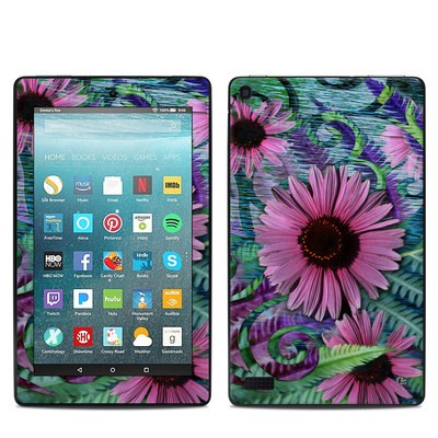 Amazon Kindle Fire 7in 7th Gen Skin - Wonder Blossom