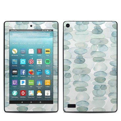 Amazon Kindle Fire 7in 7th Gen Skin - Zen Stones