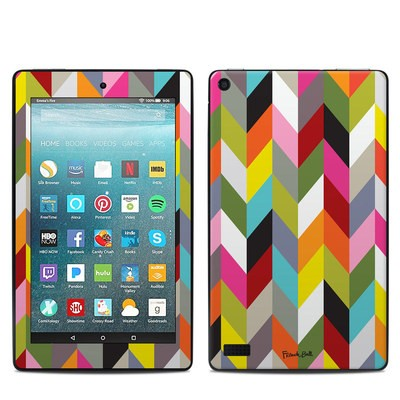 Amazon Kindle Fire 7in 7th Gen Skin - Ziggy Condensed