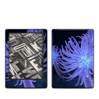 Amazon Kindle 8th Gen Skin - Anemones