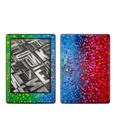 Amazon Kindle 8th Gen Skin - Bubblicious