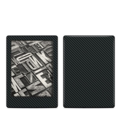Amazon Kindle 8th Gen Skin - Carbon