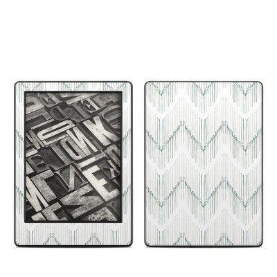 Amazon Kindle 8th Gen Skin - Chic Chevron