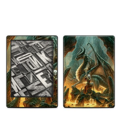 Amazon Kindle 8th Gen Skin - Dragon Mage