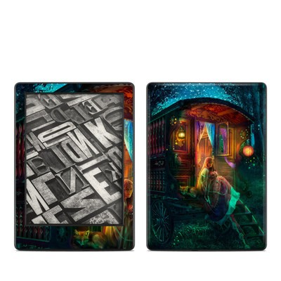 Amazon Kindle 8th Gen Skin - Gypsy Firefly