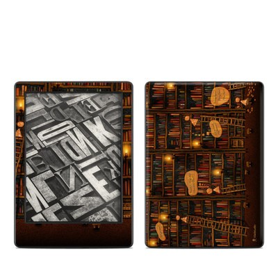 Amazon Kindle 8th Gen Skin - Google Data Center