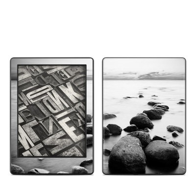 Amazon Kindle 8th Gen Skin - Gotland