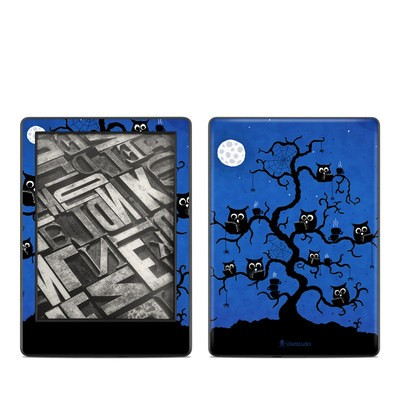 Amazon Kindle 8th Gen Skin - Internet Cafe
