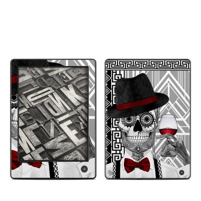 Amazon Kindle 8th Gen Skin - Mr JD Vanderbone