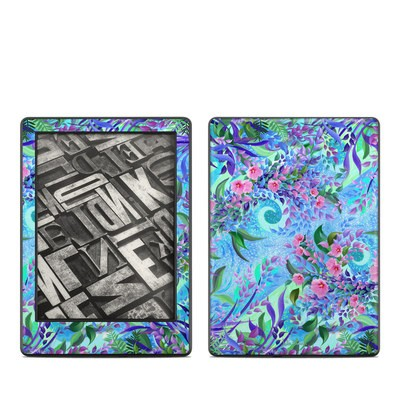Amazon Kindle 8th Gen Skin - Lavender Flowers