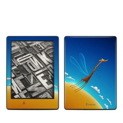 Amazon Kindle 8th Gen Skin - Learn to Fly